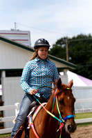 4H Saddle Horse A Group Walk & Trot Contesting Show