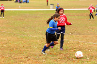 Girls U10 Blue
